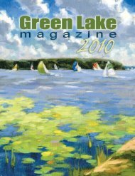 Berlin - Green Lake Magazine