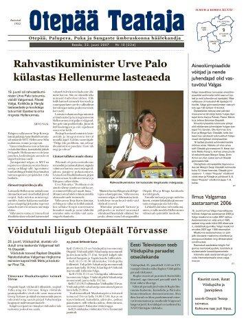 OT10 2007.indd - Otepää vald