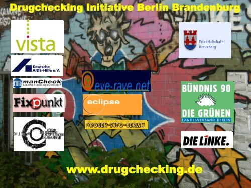 Tibor Harrach Drugchecking in Europa