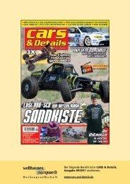 Cars & Details berichtete ausführlich über FG 4WD Sportsline ...
