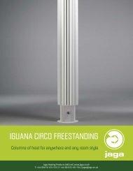 IGUANA cIrco freestANdING - Jaga
