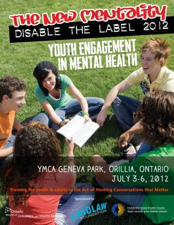 Online Registration - Children's Mental Health Ontario