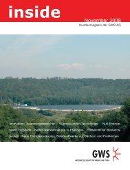 Ausgabe November 2008 - innax
