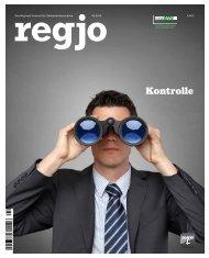 regjo Südostniedersachsen - Heft 4 - 2014 - Kontrolle