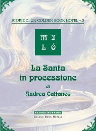 La Santa in processione - Golden Book Hotels