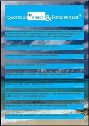 Quotes on Forgiveness and Anger - Kundalini Awakening Systems 1