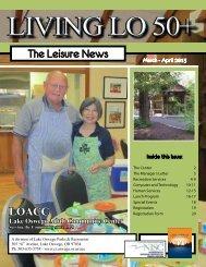 The Leisure News - City of Lake Oswego