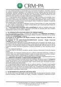 06/06/2012 - Conselho Regional de Medicina do Estado do Pará - Page 2