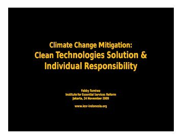 Climate Change Mitigation.pdf - IESR