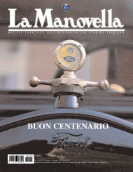 BUON CENTENARIO - Automotoclub Storico Italiano
