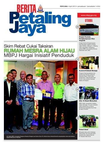 berita - Majlis Bandaraya Petaling Jaya Aduan Online
