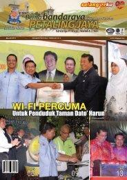 09 wi-fi percuma - Majlis Bandaraya Petaling Jaya Aduan Online