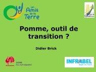 Diapositive 1 - les Amis de la Terre-Belgique