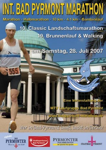 Untitled - Int. Bad Pyrmont Marathon