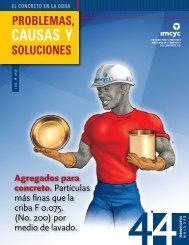 problemas causas y soluciones - Instituto Mexicano del Cemento y ...