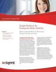 Single Platform for Enterprise-Wide Visibility - Pyramid Cyber ...