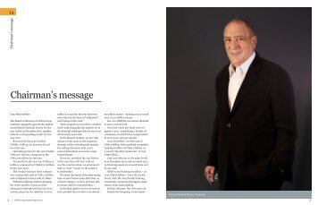 Chairman's Message / Board of Directors / Senior ... - Noble Group