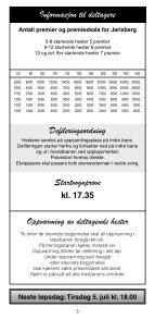komplett baneprogram - Jarlsberg Travbane - Page 3