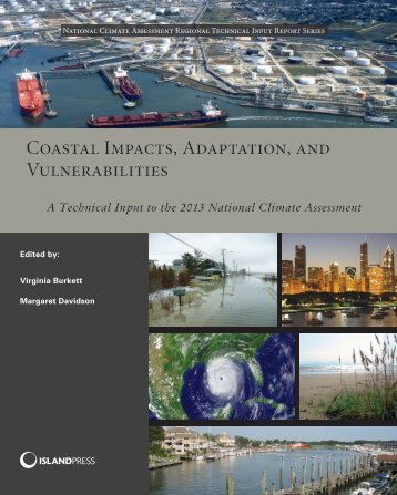 Coastal Impacts, Adaptation, and Vulnerabilities - Climate ...