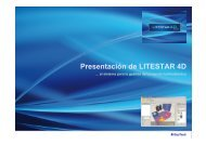 Presentación de LITESTAR 4D - Rv03 280812-SP - Oxytech