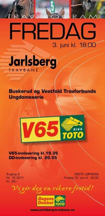 Klikk her - Jarlsberg Travbane