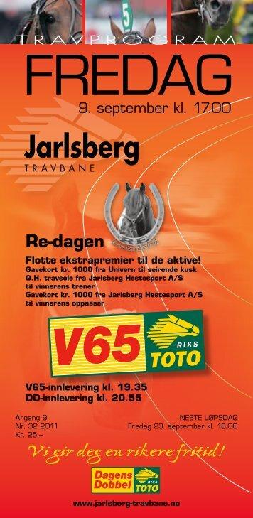 7 - Jarlsberg Travbane