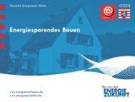 Energiesparendes Bauen - AWI Hessen