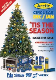 INSIDE THIS ISSUE - Arctic Products