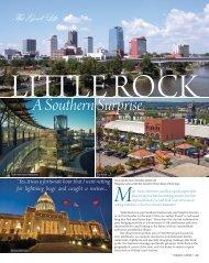 VIP Book - Little Rock