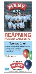 Last ned - Jarlsberg Travbane - Page 2