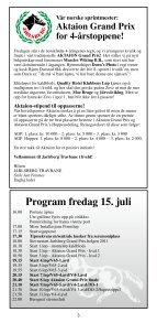 Last ned - Jarlsberg Travbane - Page 3
