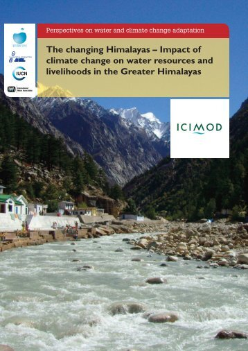 The Changing Himalayas - World Water Council