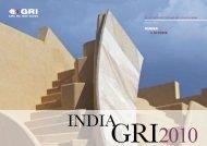 MUMBAI 6 OCTOBER - Global Real Estate Institute