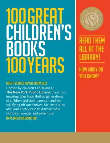 100_great_childrens_books