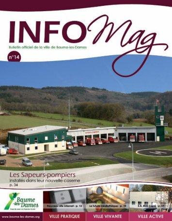 Info Mag n°14 - Baume-les-Dames