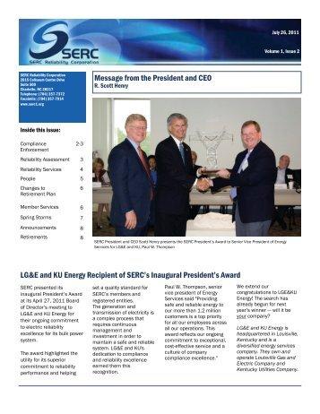July 26 2011.pdf - SERC Home Page