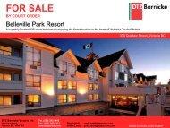 Belleville Park Resort - DTZ