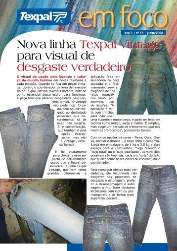 ED.#15 - Texpal Vintage