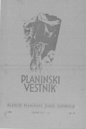 Avgust-September - Planinski Vestnik