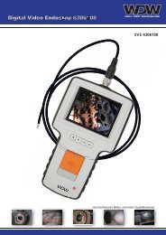 Digital Video Endoskop 6306100 skop 6306100 - Welt-der-Werkzeuge