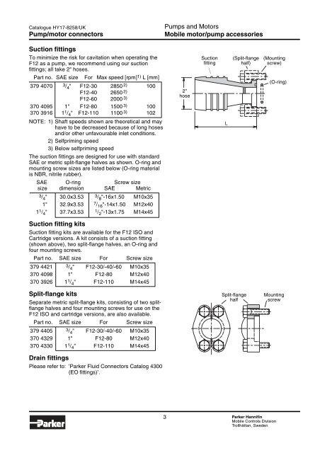 Catalogue HY17-8258/UK Co