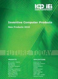 Inventive Computer Products - ICP Deutschland GmbH
