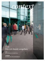 Context Nr. 5 / Mai 2013 - Zeitmanagement (PDF ... - KV Schweiz
