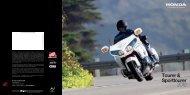 Tourer & Sporttourer 2012 - Honda