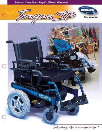 Yes,youcan.® - Invacare