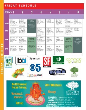 Download Schedule Here - New Living Expo