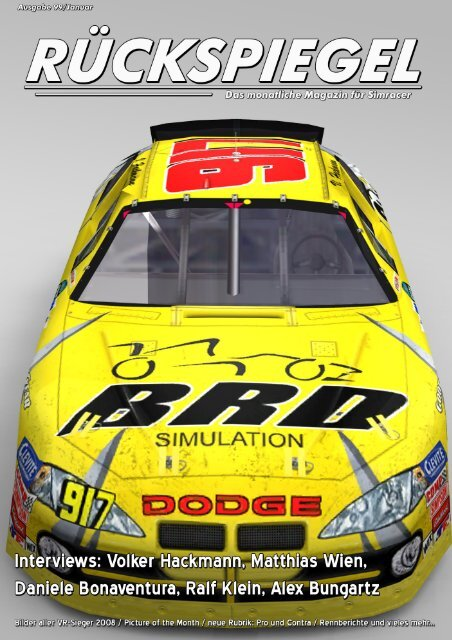 Untitled - Virtual Racing eV