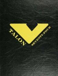 1974 Vianney Yearbook