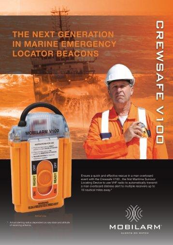 Crewsafe V100 - Marine Rescue Technologies