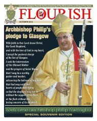 October 2012 - Archdiocese of Glasgow